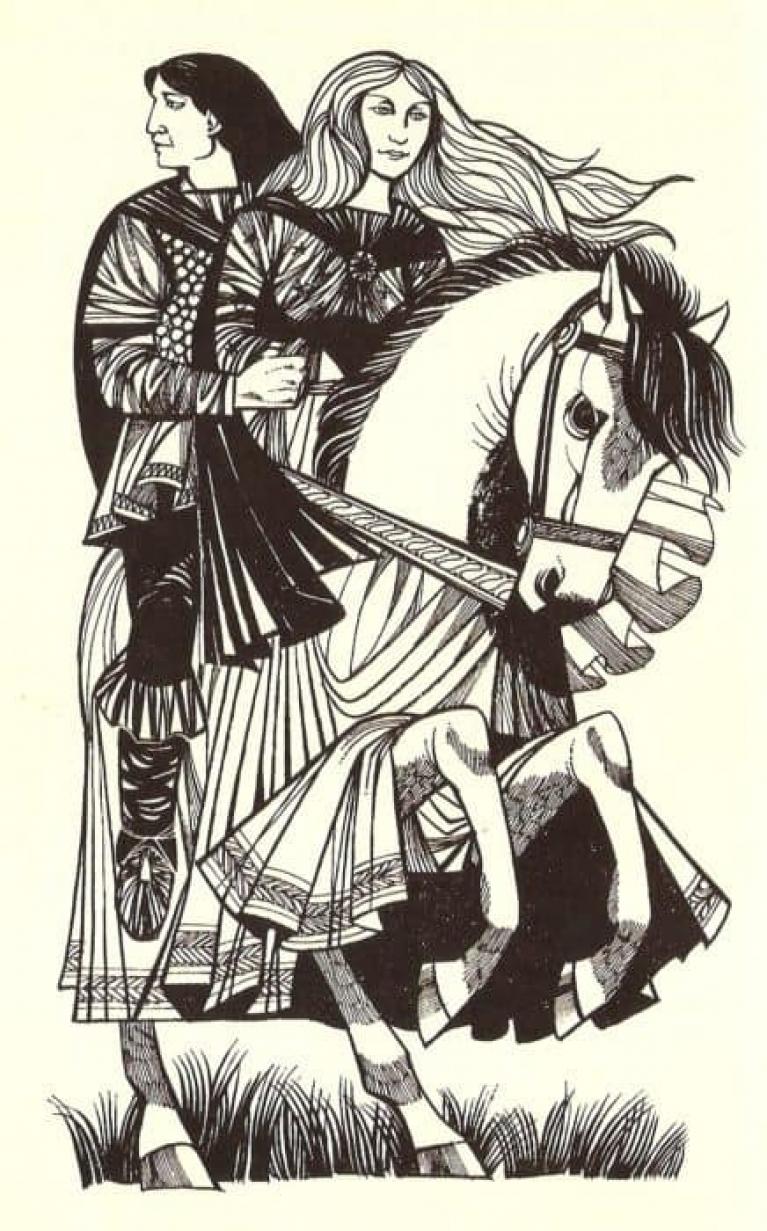 Osim and Naimh by Richard Hook