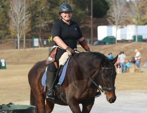 WARHorse Spotlight – Taking Aim at a New Equestrian Challenge