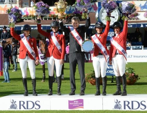 USA Women Win the Aga Khan Trophy
