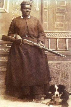 WARHorses Mary Fields