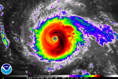 WARHorses Hurricane Irma