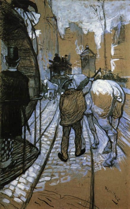 Happy Birthday Toulouse Lautrec – An Artist Who Loved Horses ...