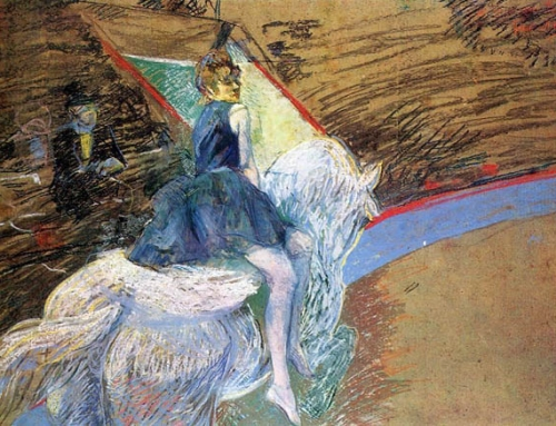 Happy Birthday Toulouse Lautrec – An Artist Who Loved Horses