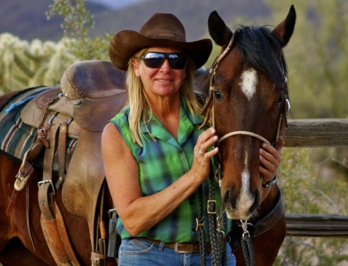 Join WARHorses at White Stallion Ranch
