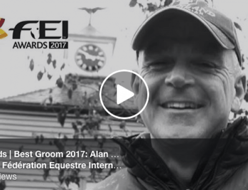 FEI's Best Groom 2017 – Alan Davies