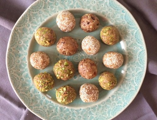 You've Got the (protein) Balls to Ride