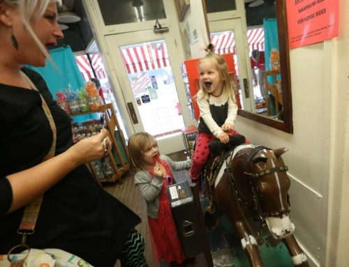 Coin Operated Horse Gets a Reboot