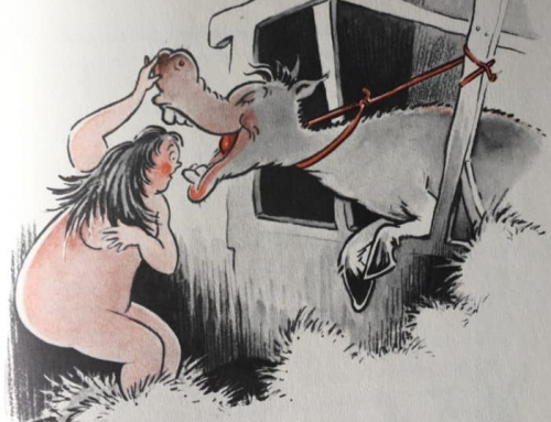 Did You Know Dr. Seuss Wrote a Book About Naked Women and Horses?