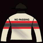 Tim Conway racing silks