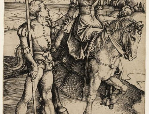 The Enduring Equestrian Engravings of Albrecht Durer