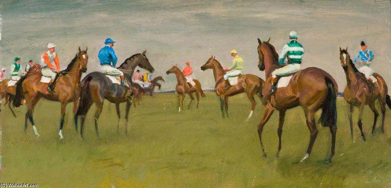 WARHorses Alfred Munnings equestrian paintings