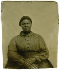 WARHorses Mary Fields Portrait