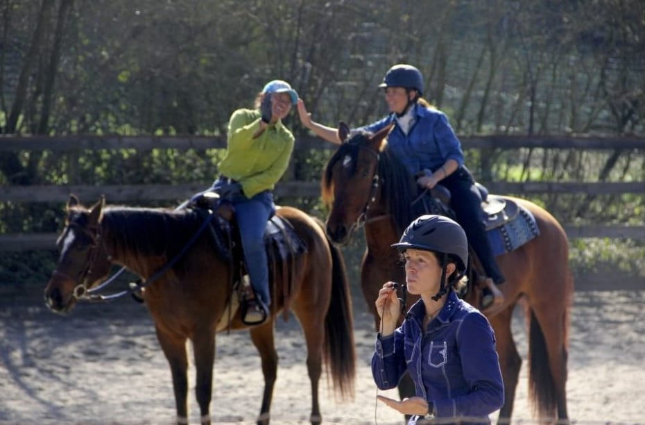 Jec Ballou and WARHorses Riding Tips for Older Equestrians