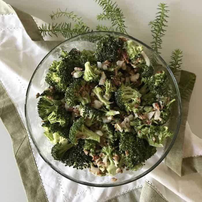 When Broccoli Met Bacon