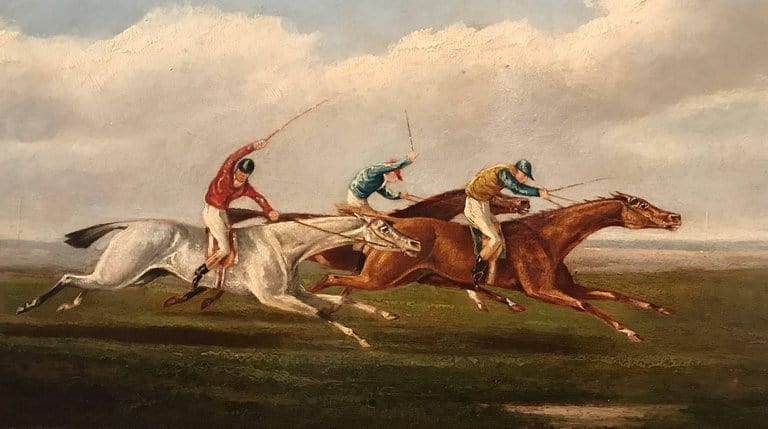500 Years and Running -The Kiplingcotes Derby