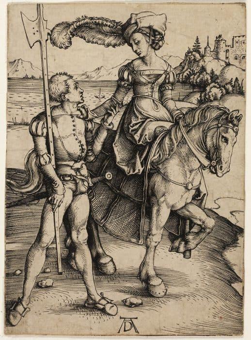 The Enduring Equestrian Engravings of Albrecht Durer